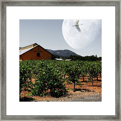 Journey Through The Valley Of The Moon 5d24485 Square Framed Print by Wingsdomain Art and Photography