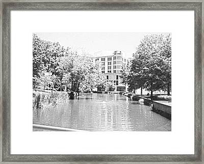 Journey To Research Framed Print by Pharris Art