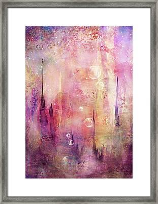Journeys Framed Print
