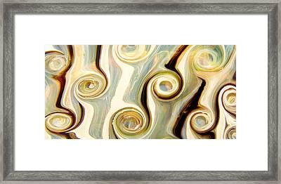 Jovian Framed Print