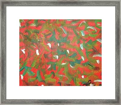 Joy Framed Print