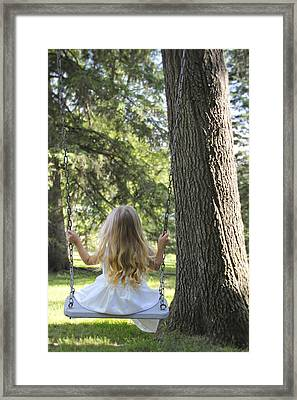 Joy Of Childhood II Framed Print