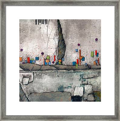 Joy Of Everyday Framed Print by Laura  Lein-Svencner