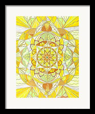 The Spiritual Catalyst Framed Prints