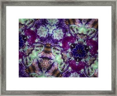 Joyful Beings Framed Print