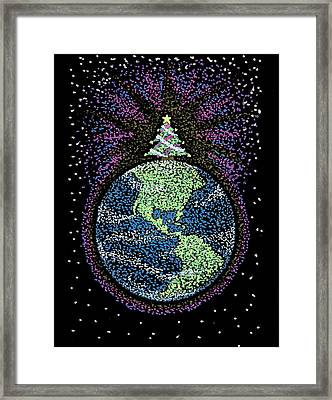 Joyful Joyful Framed Print