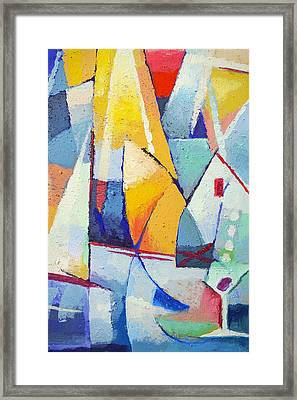 Joyful Living Framed Print