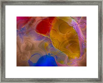 Joyful Sorrow Framed Print by Omaste Witkowski