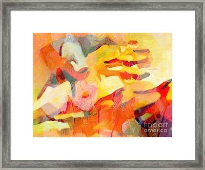 Joyride Framed Print by Lutz Baar