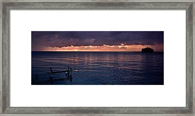 Framed Print featuring the photograph Joyuda by Ricardo J Ruiz de Porras