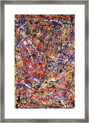 JP Framed Print by Michael Cross