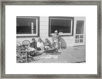 Jsa808714 Framed Print by James Stern
