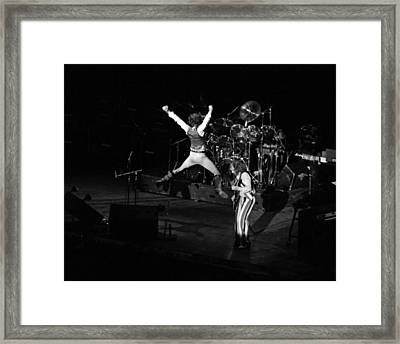 Framed Print featuring the photograph Jt #51 Crop 2 by Ben Upham