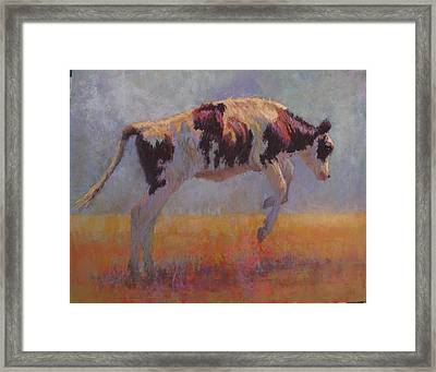 Jubilation Framed Print