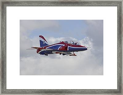 Jubilee Hawk Framed Print by Pat Speirs