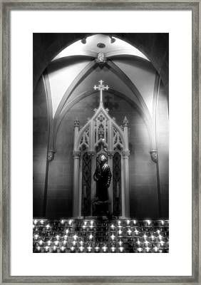 Jude The Apostle Framed Print