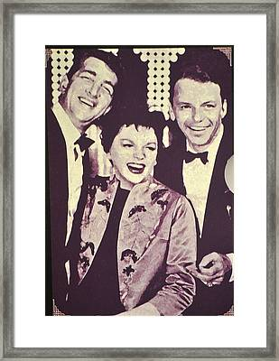 Judy Garland And Friends Framed Print