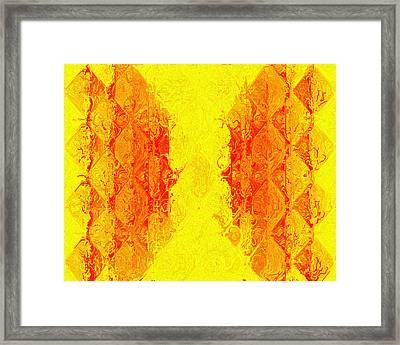 Juice Framed Print