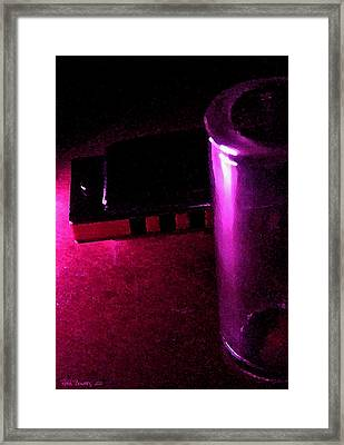 Juke Joints And Loves Lost Framed Print by Everett Bowers