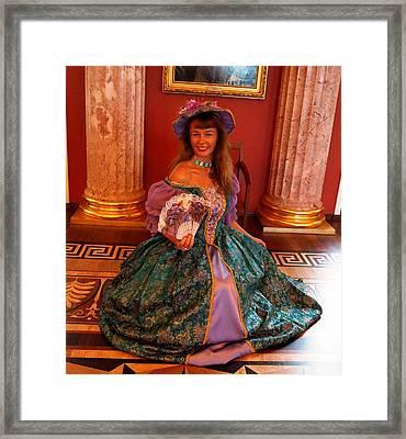 Julia Ivanovna Tanner Framed Print
