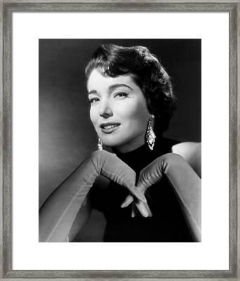 Julie Adams, 1957 Framed Print by Everett