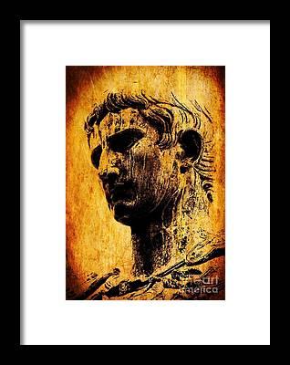 Mike Grubb Framed Prints
