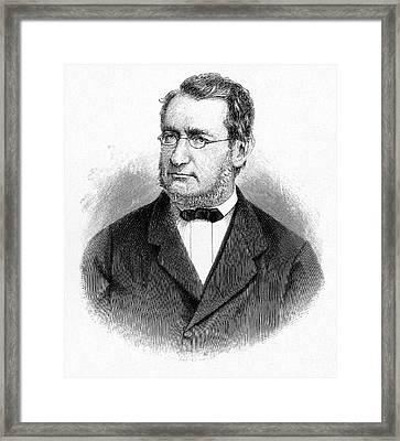 Julius Von Mayer Framed Print by Cci Archives