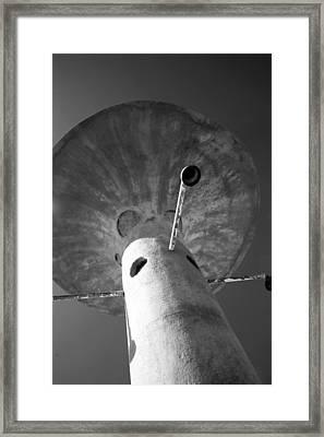 Jumower Framed Print by Jez C Self