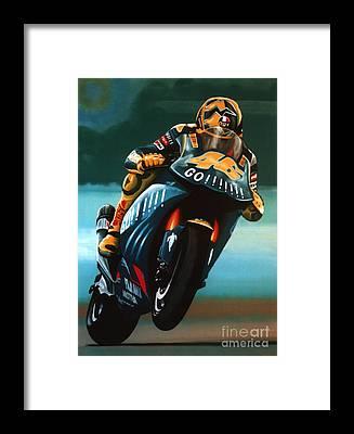 9d0942453 Valentino Rossi Art | Fine Art America