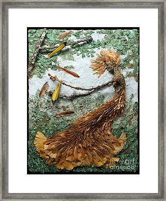 June Breeze Framed Print