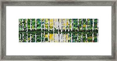 June Framed Print by Patricia Olson