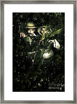 Jungle Adventure Framed Print by Jorgo Photography - Wall Art Gallery