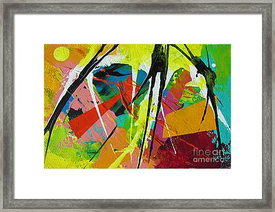 Jungle2 Framed Print