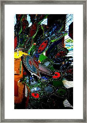 Junkanoo 2 Framed Print by Ron Kandt