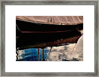 Junket Framed Print by Lauren Leigh Hunter Fine Art Photography