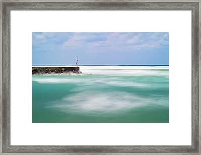 Jupiter Inlet Framed Print