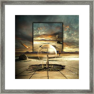 Jupiter Session II Framed Print by Franziskus Pfleghart