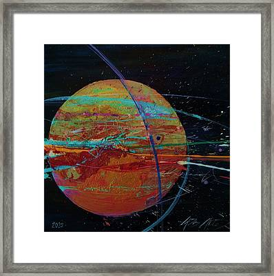 Jupiterlicious Framed Print by Chris Cloud