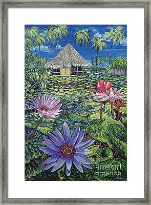 Just A Dream Framed Print by Danielle  Perry