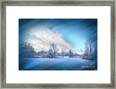 Just A Dusting.... Framed Print by The Stone Age