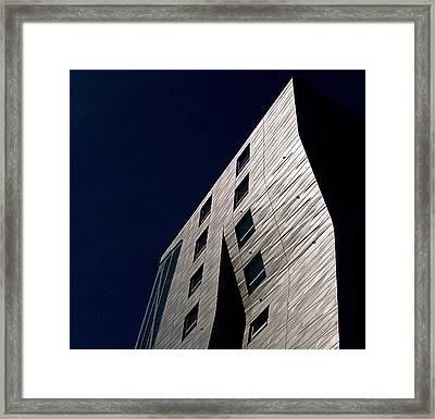 Just A Facade Framed Print by Rona Black