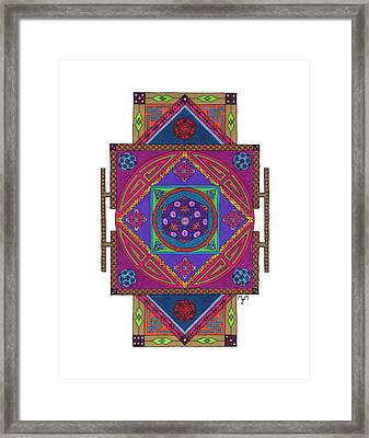 Just Another Roll Of The Dice Framed Print