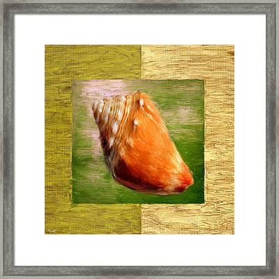 Just Beachy Framed Print