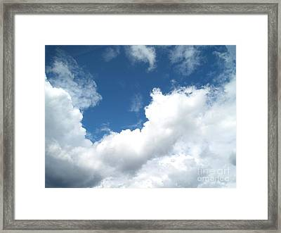 Just Breathe ... Framed Print