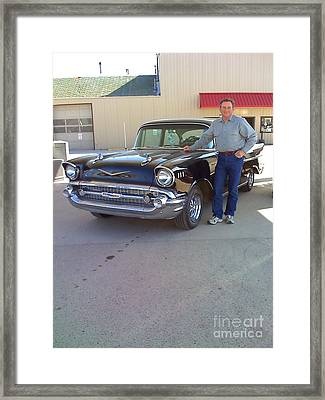 Just Cool Framed Print by Jeff Pickett