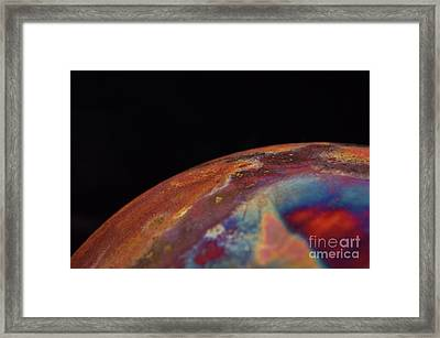 Fifth Dimensional Earth Framed Print