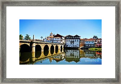 Just Driving By Framed Print by Mary Machare