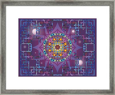 Just For Love Framed Print