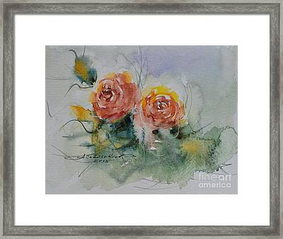 Just For You. #11 Framed Print