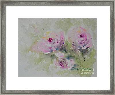 Just For You. #12 Framed Print